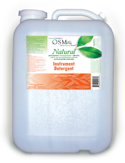 OSM Natural Concrete Cleaner 1 Gallon